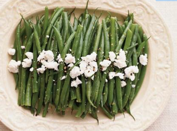 steamed-green-beans