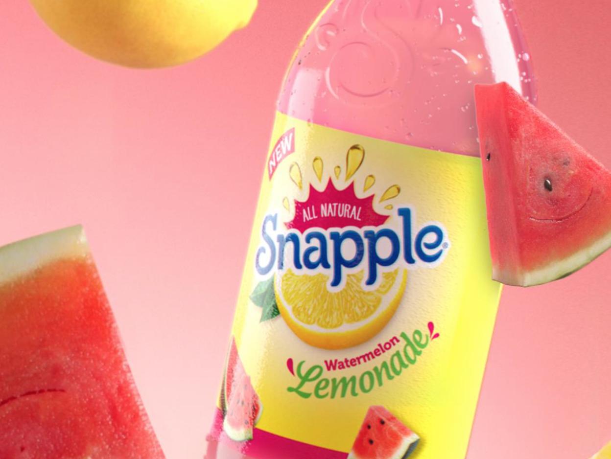 snapple-watermelon-lemonade