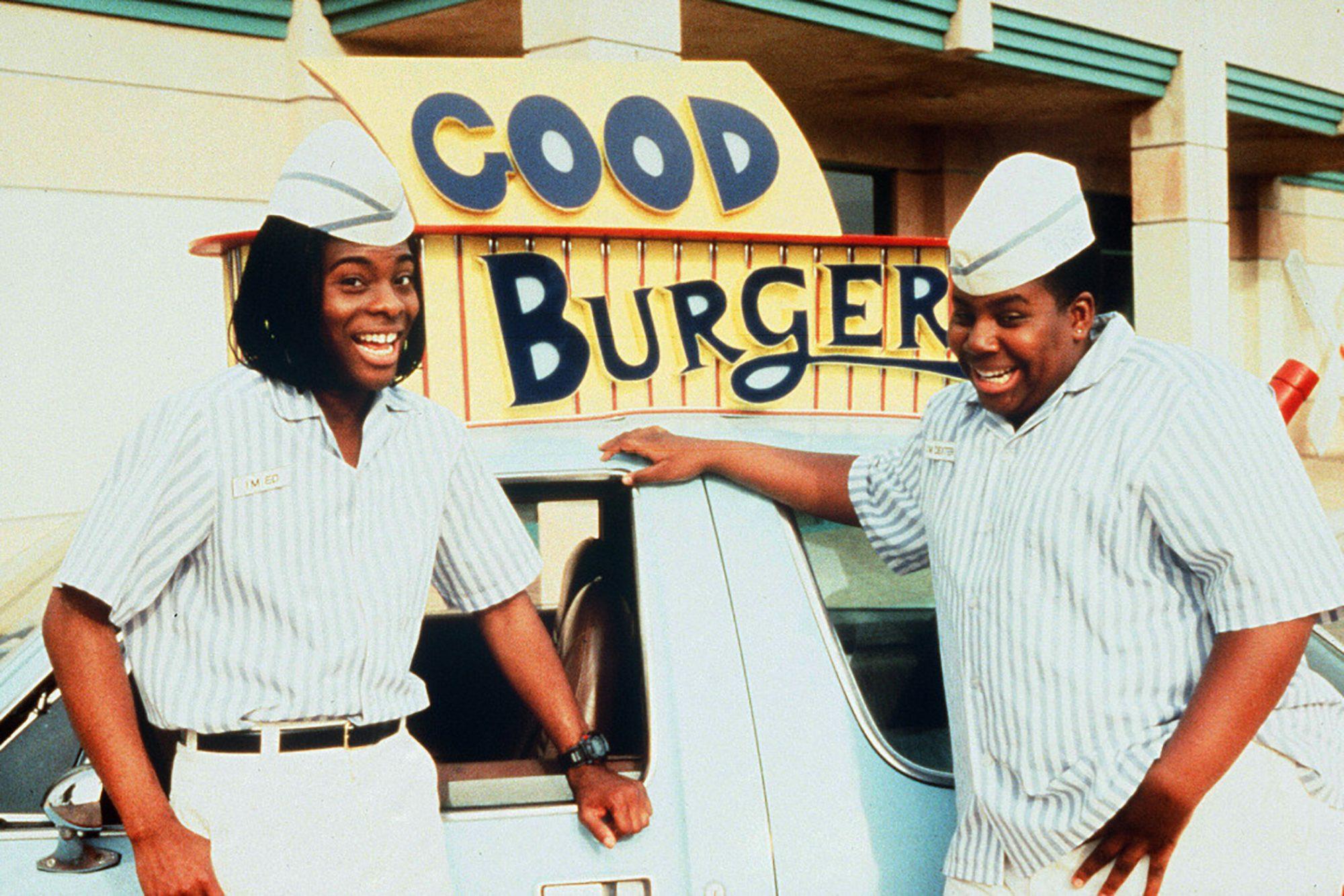 Kel Mitchell, Kenan Thompson Good Burger