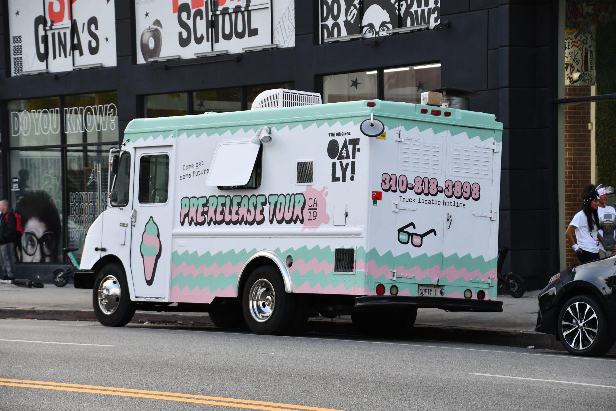 Oatly Frozen Pre-Release Tour_Back of Truck in LA.jpg