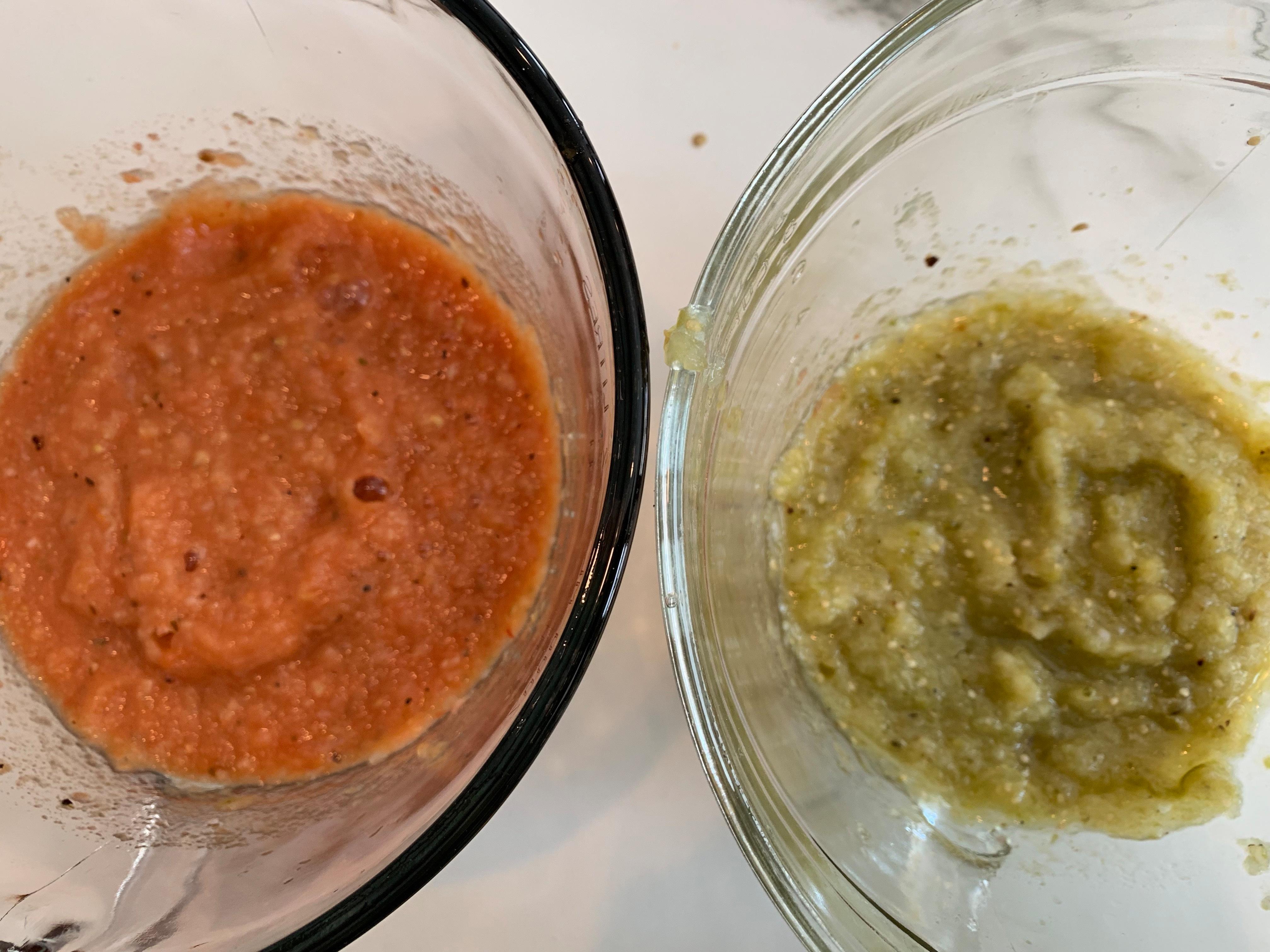 side-salsa