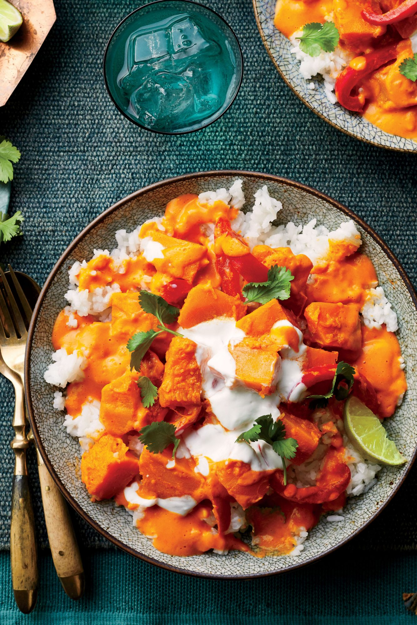 Pumpkin-Coconut Curry