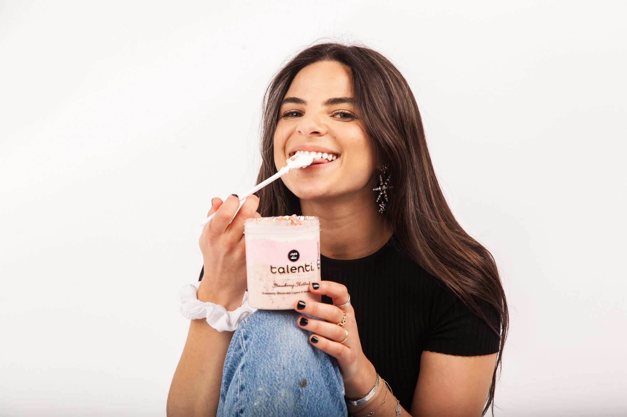 Talenti's New Layered Pints with Jars by Dani Are the Ultimate Sundae in a Jar unknown-7