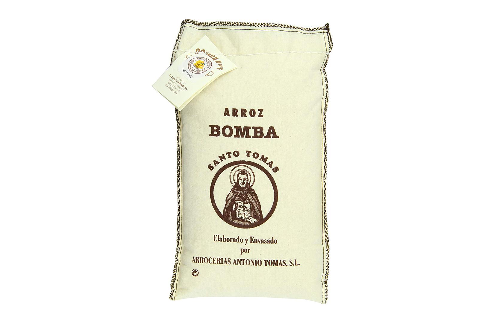 Santo Tomas Bomba Rice