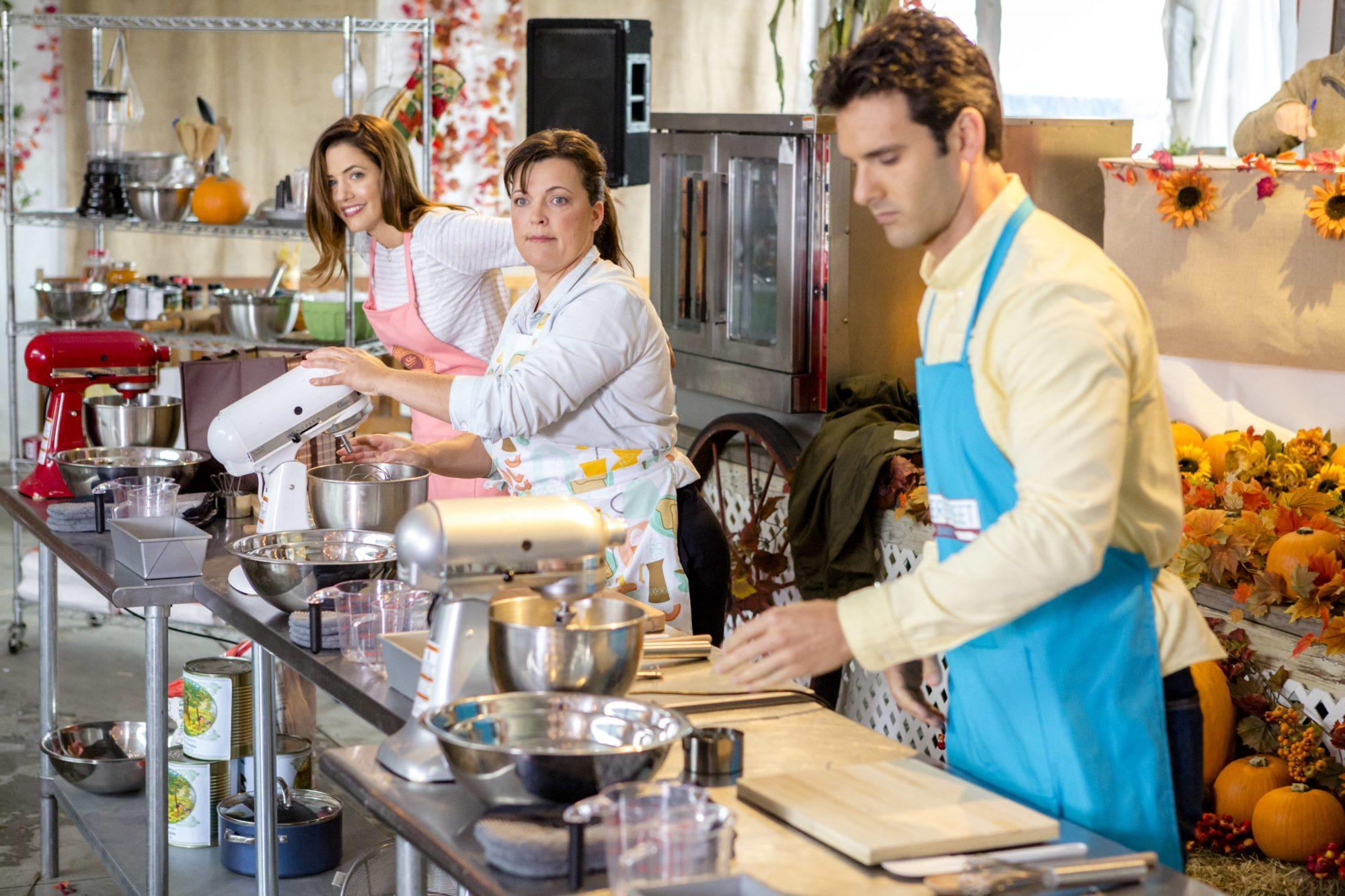 Hallmark Baking Competition