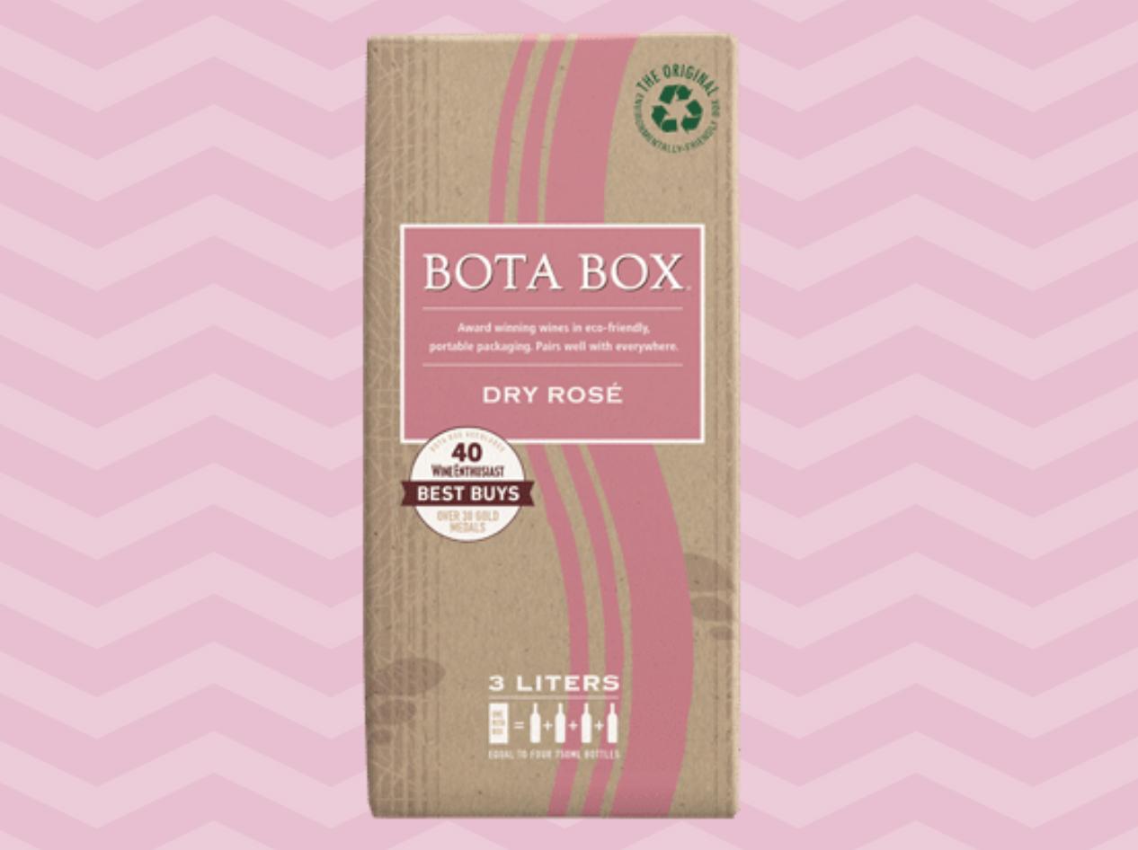 Bota Box Rose