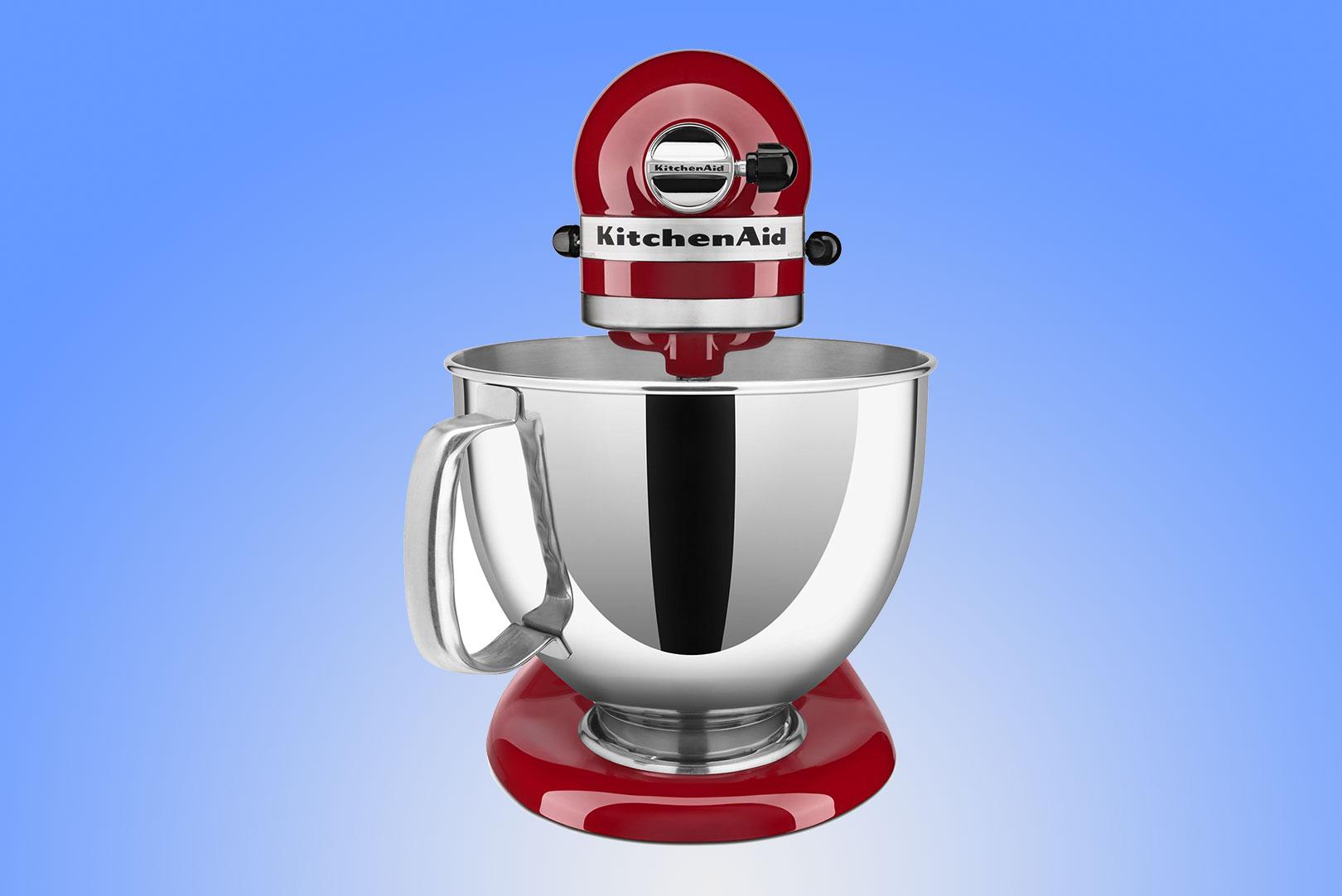 KitchenAid Artisan Stand Mixer, 5 qt