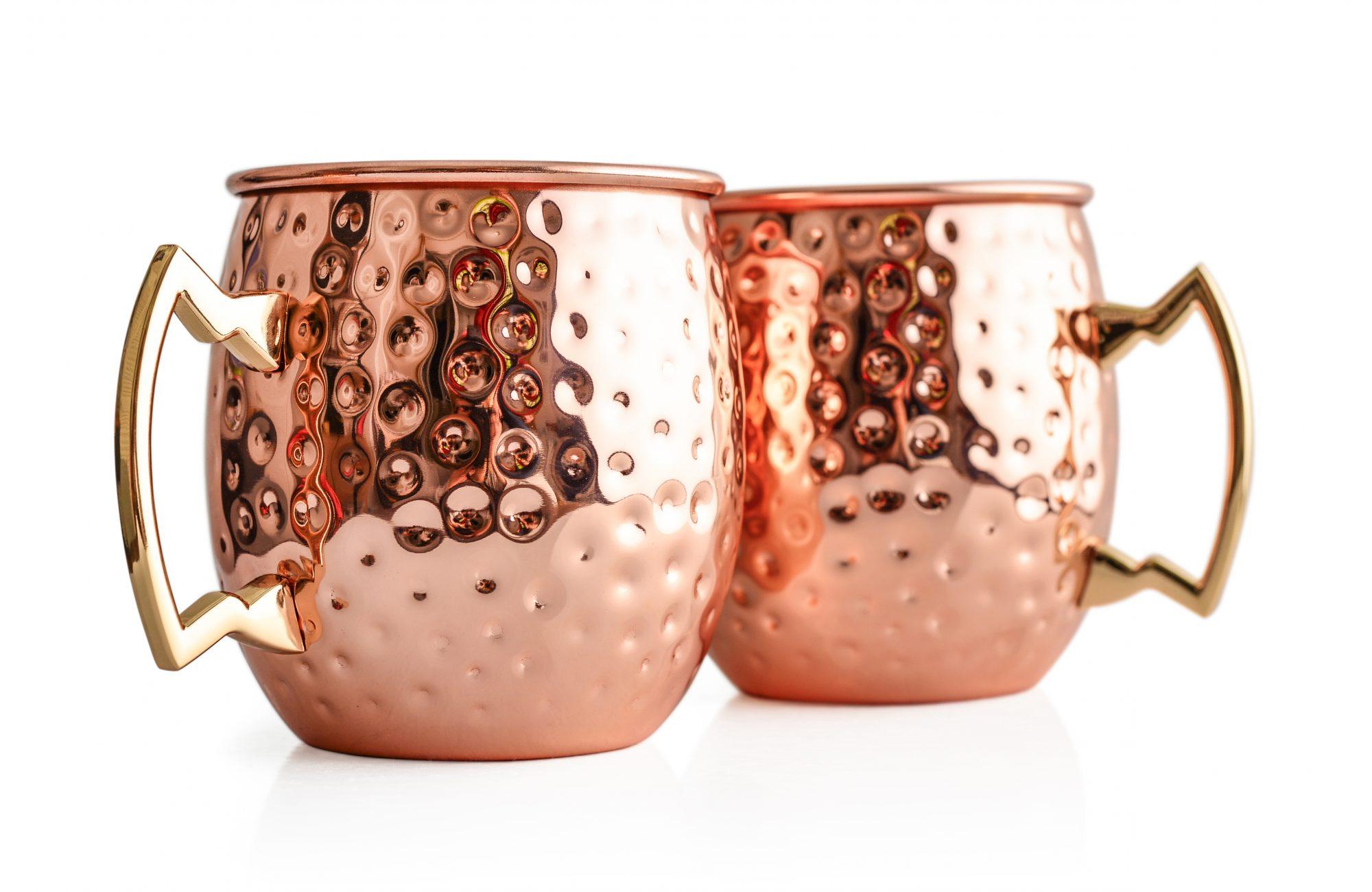 Copper mug getty 7/8/19
