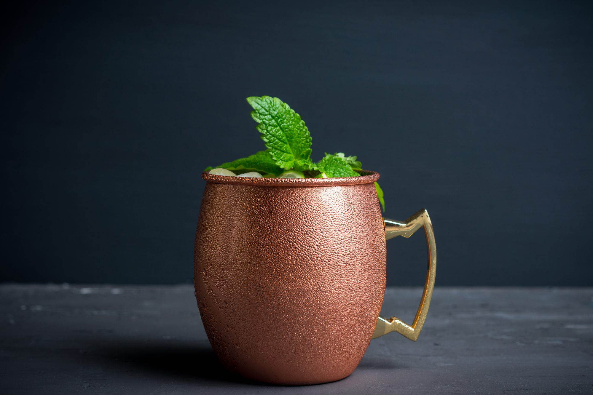 Moscow mule Getty 7//8/19