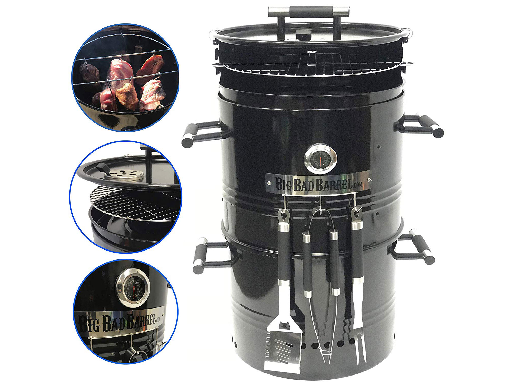 best grills pit barrel