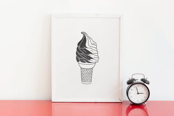 ice-cream-print