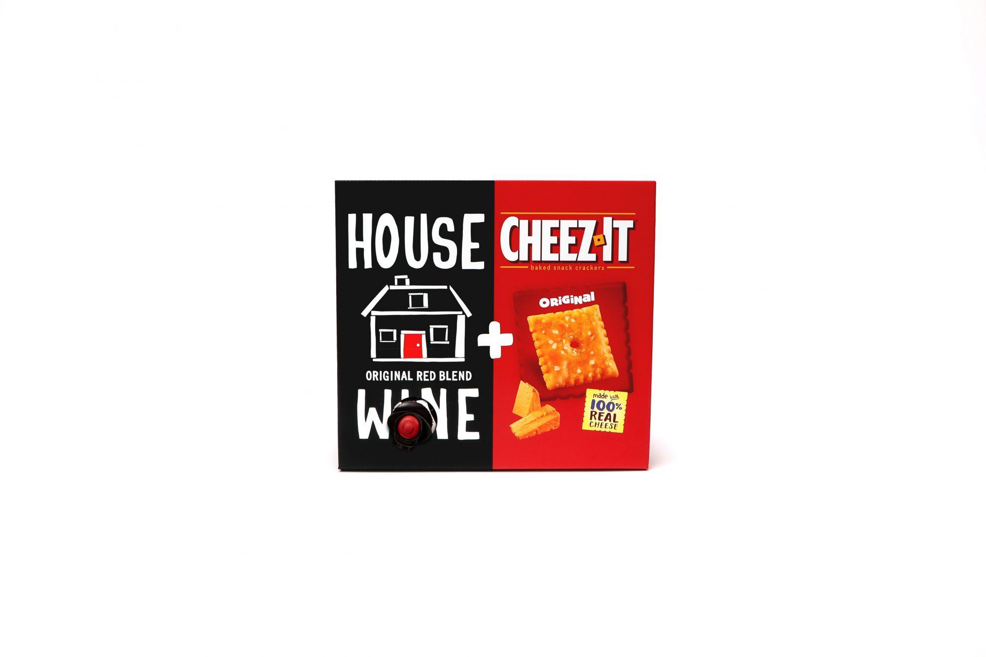 Cheez-It House Wine