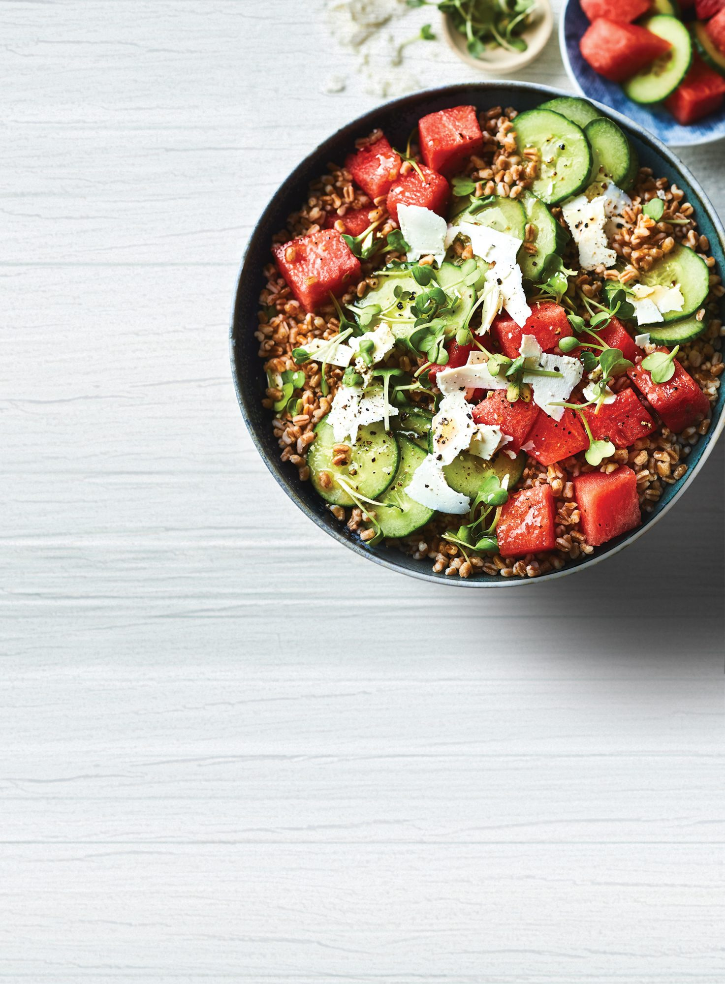 Watermelon Grain Bowl