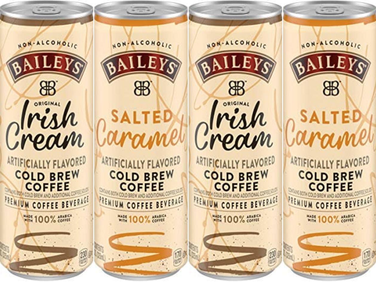 Baileys Cold Brew