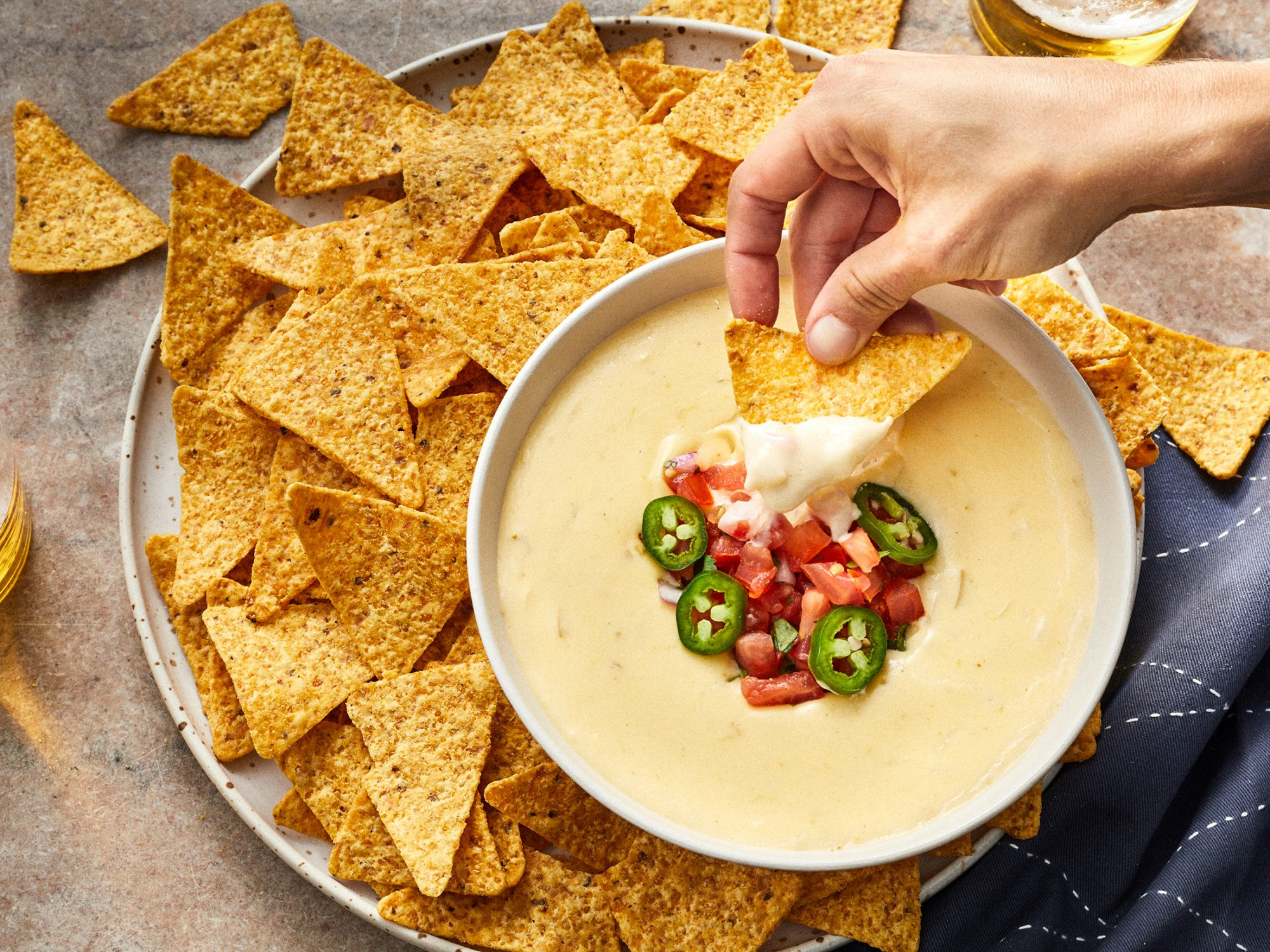 Basic Cheese Dip image
