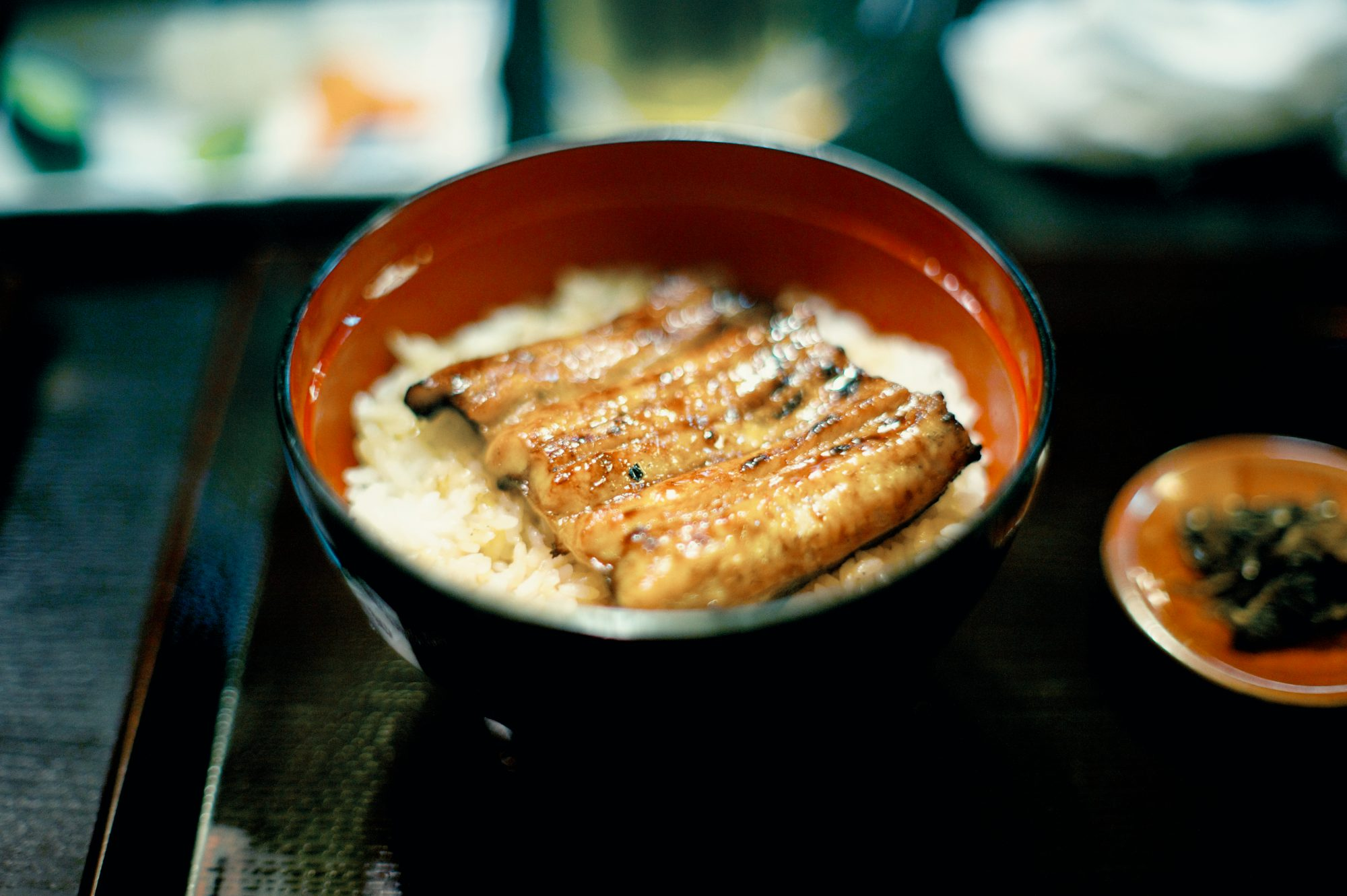 Unagi over rice Getty 8/5/19
