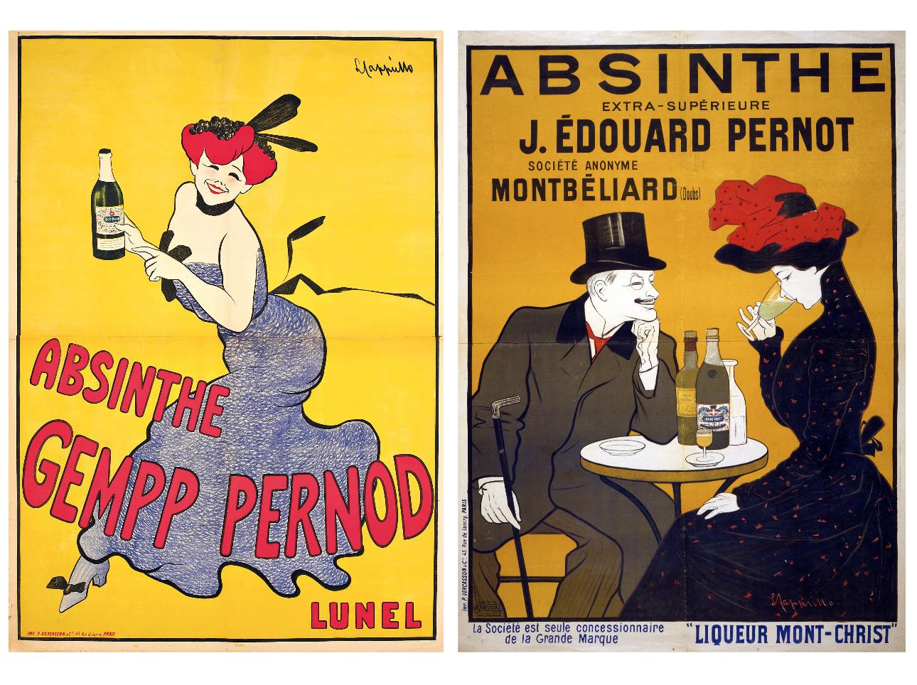 Absinthe ads Getty 8/7/19