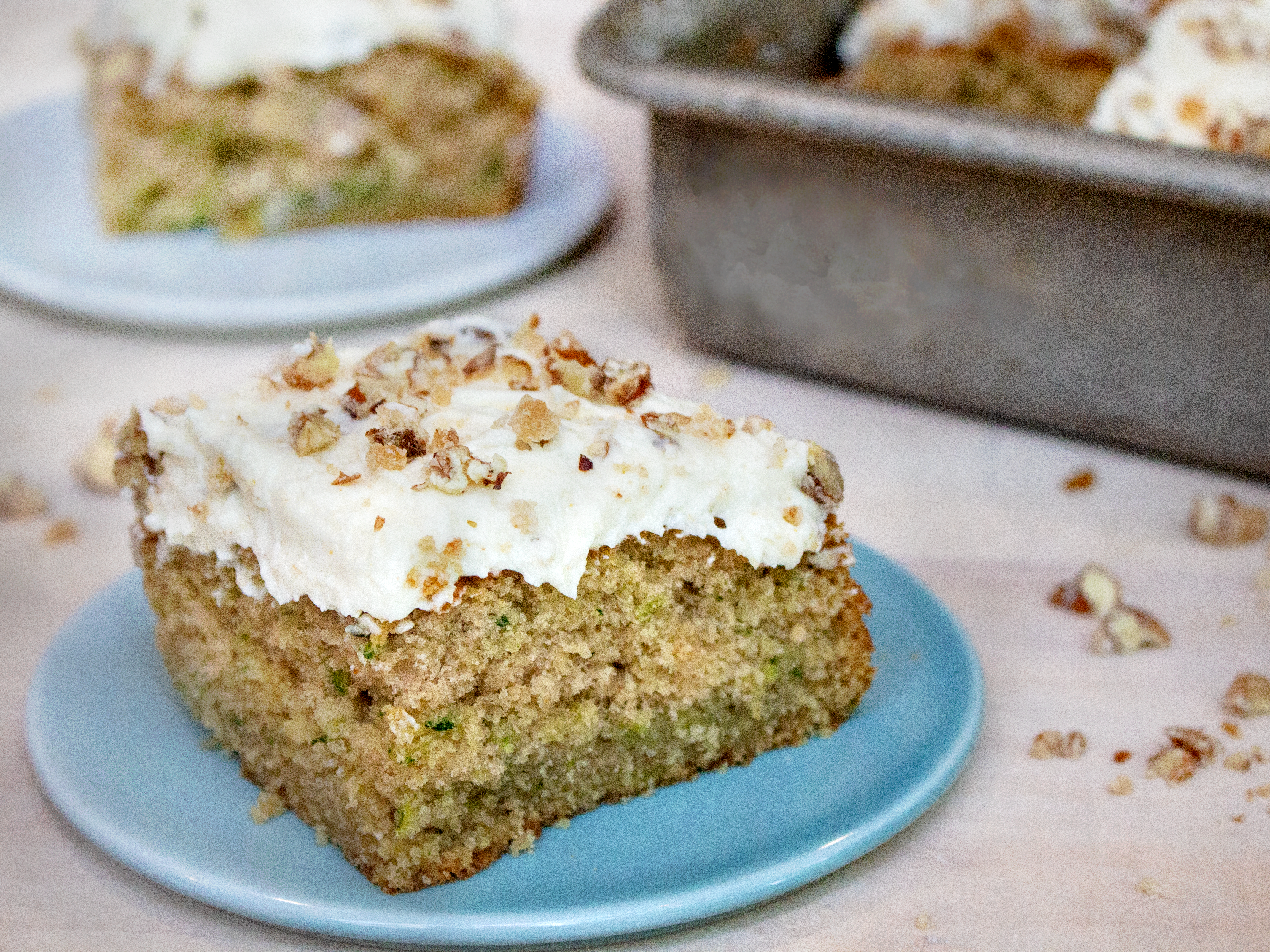 mr-Zucchini Cake image