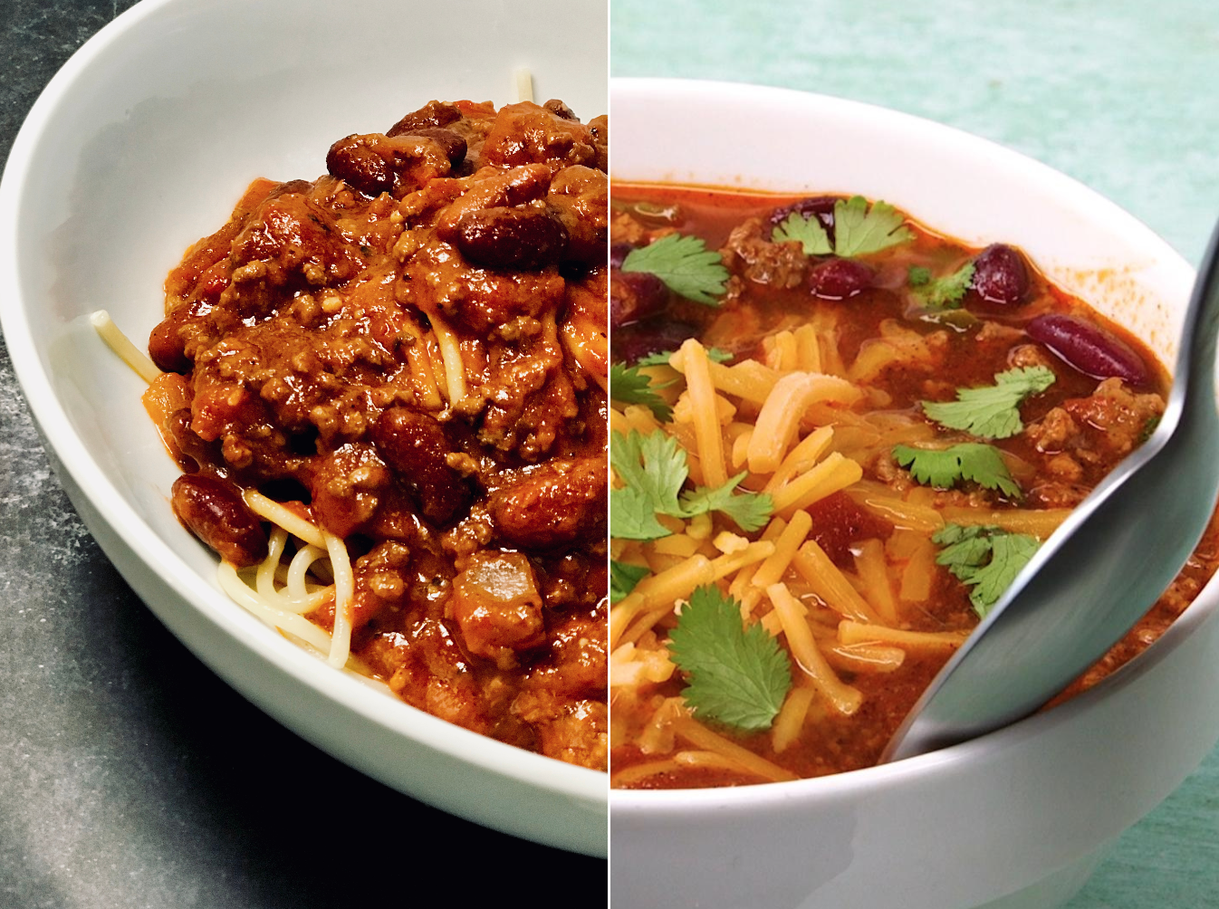Cincinnati Chili vs Regular Chili