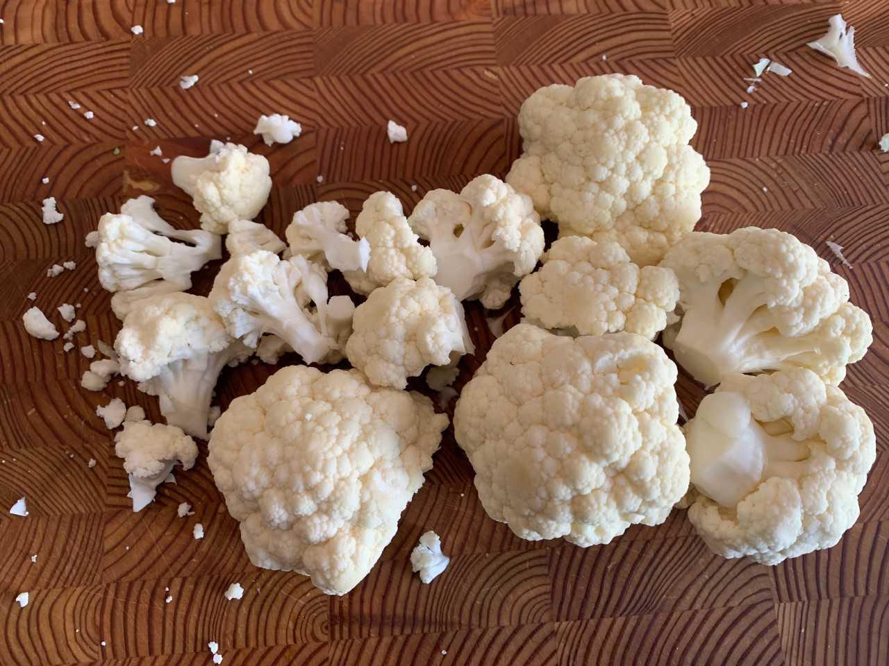 cauliflower-florets