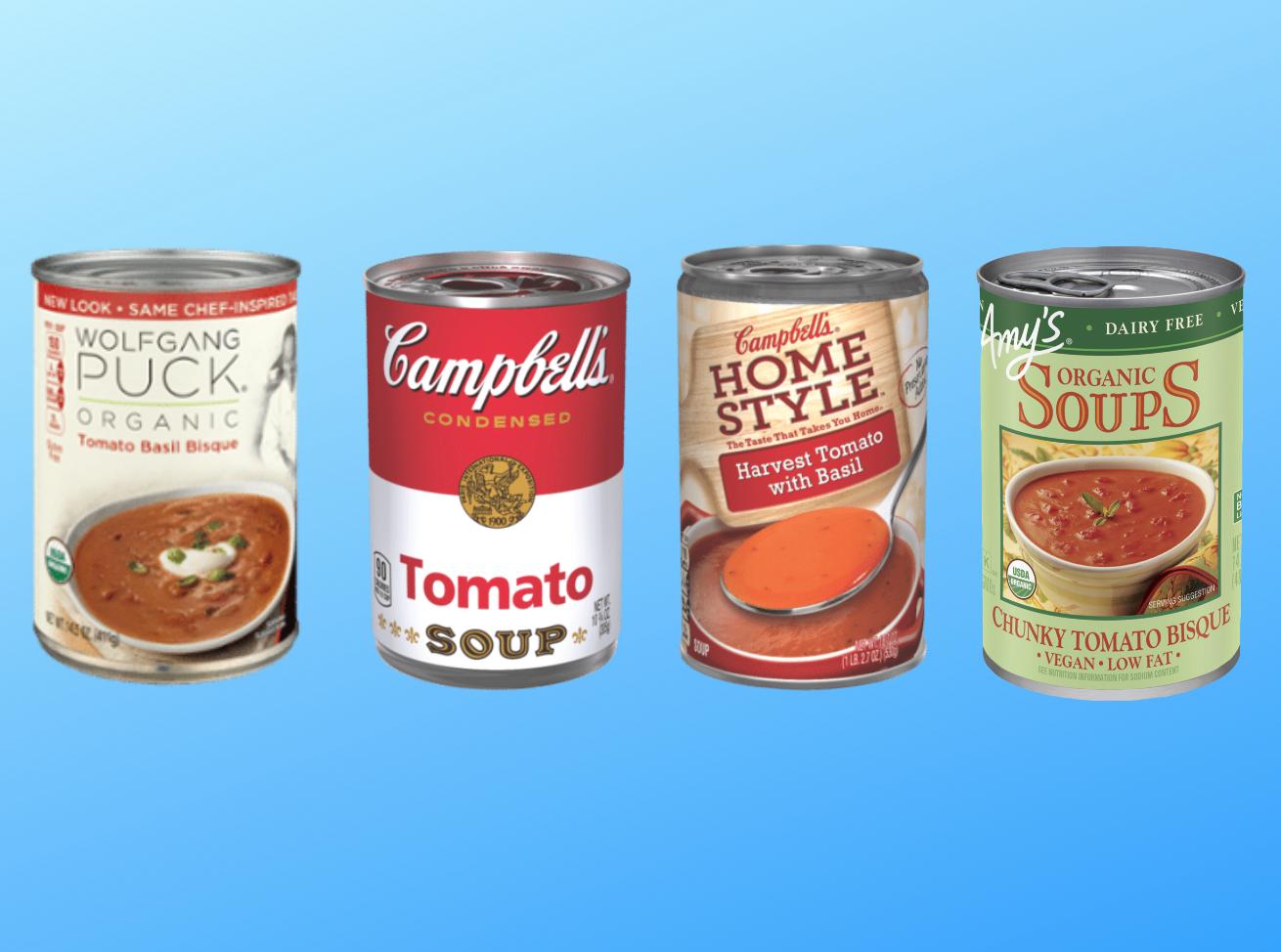 OK Tomato Soups