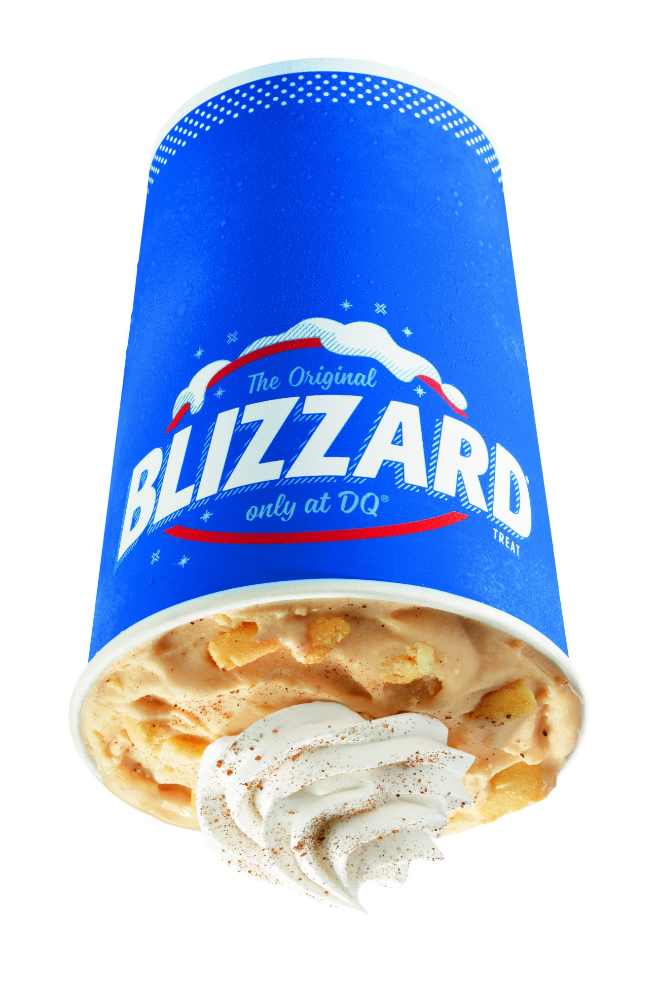 Dairy Queen Pumpkin Pie Blizzard