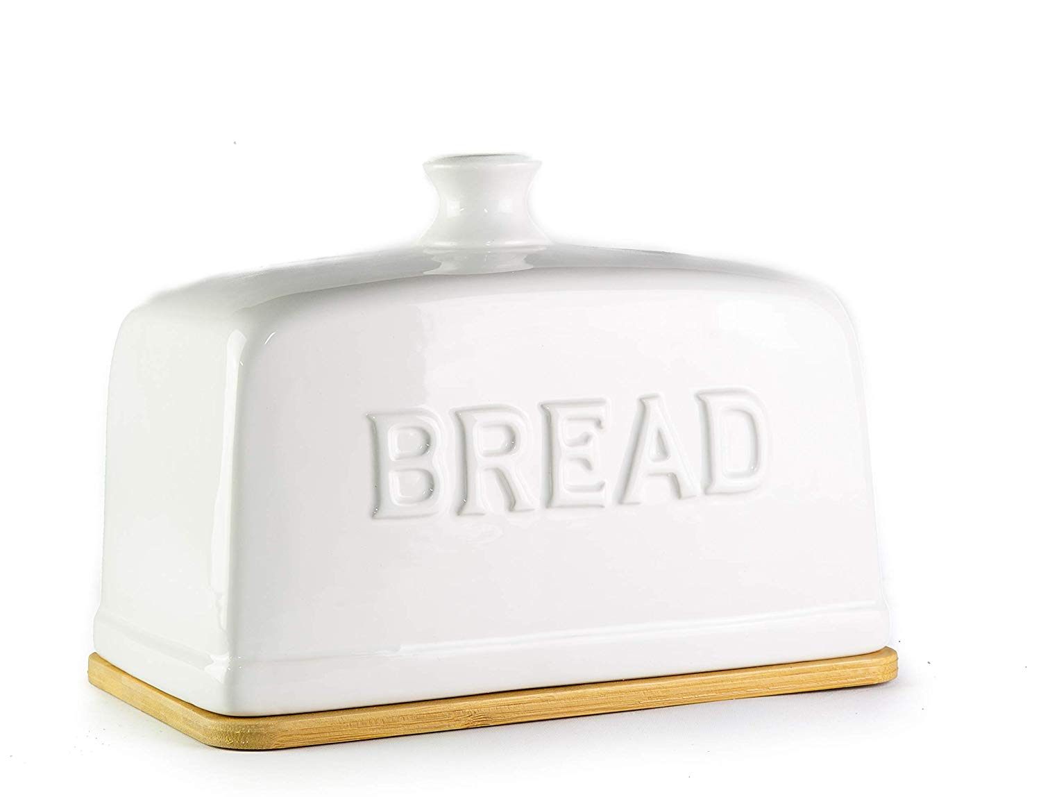 Ceramic Bread Box image