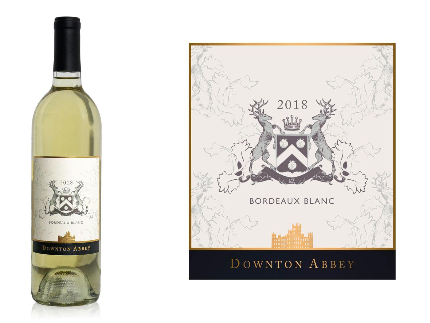 Three 'Downton Abbey' Wines Premiere Ahead of the Upcoming Movie downton-abbey-movie-white-wine-FT-BLOG0919