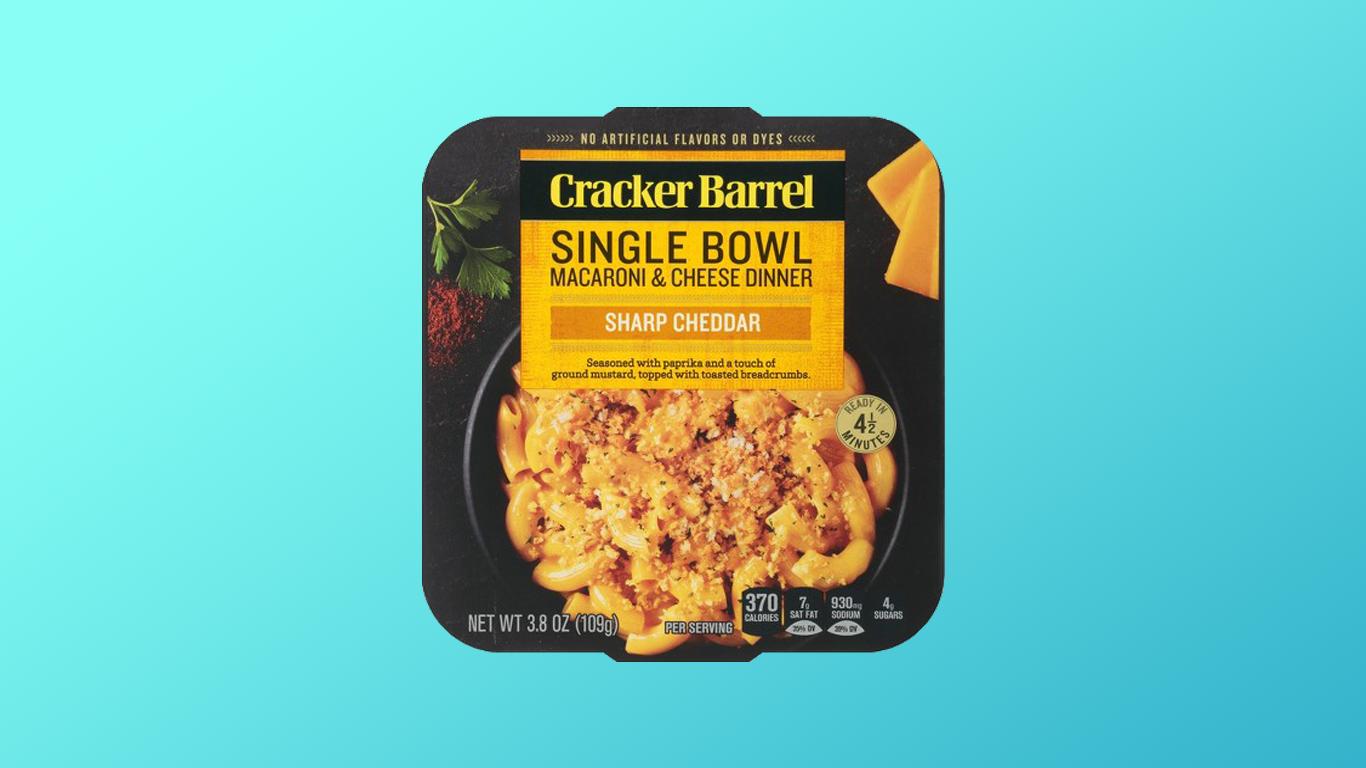 cracker barrel mac