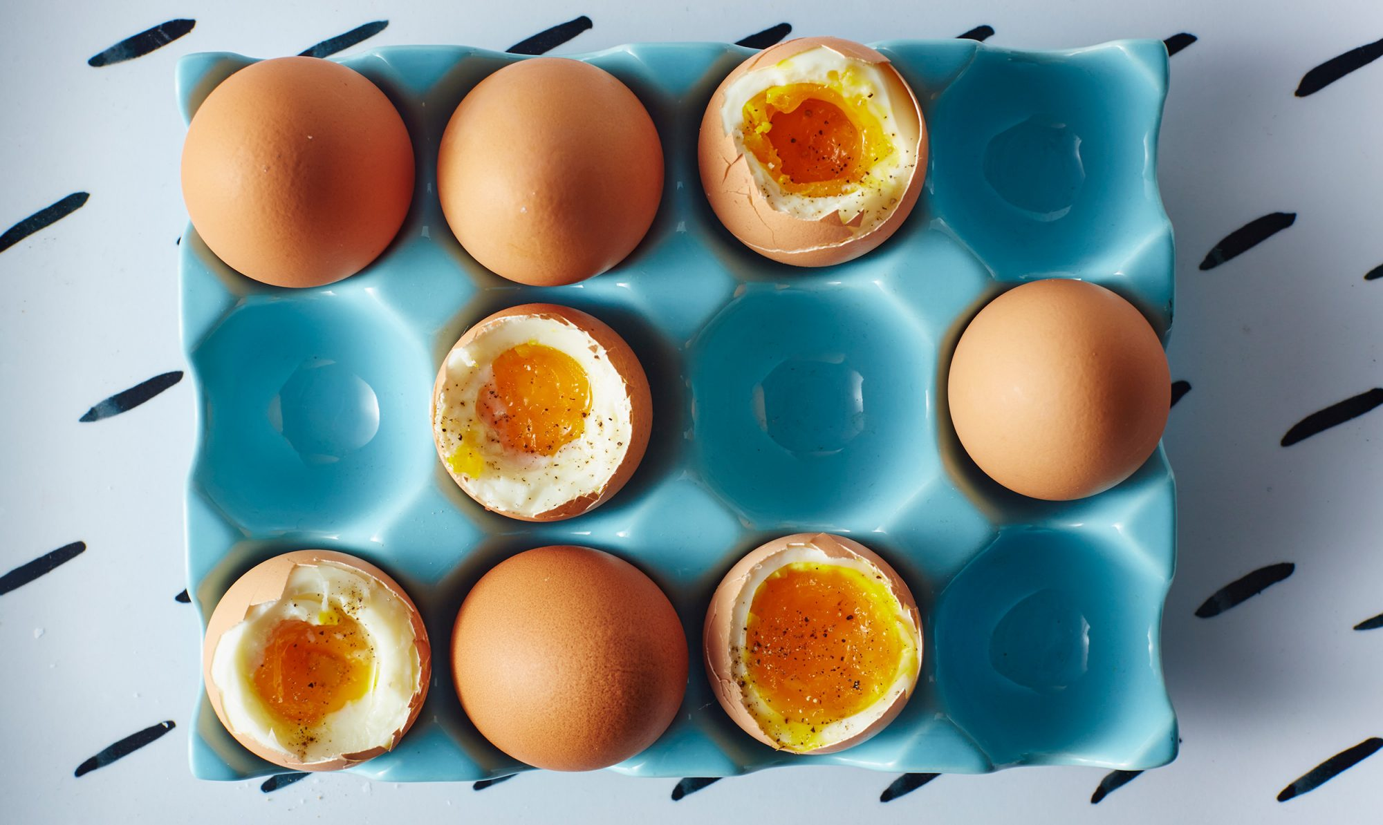 EC: What's the Best Way to Open a Soft-Boiled Egg?