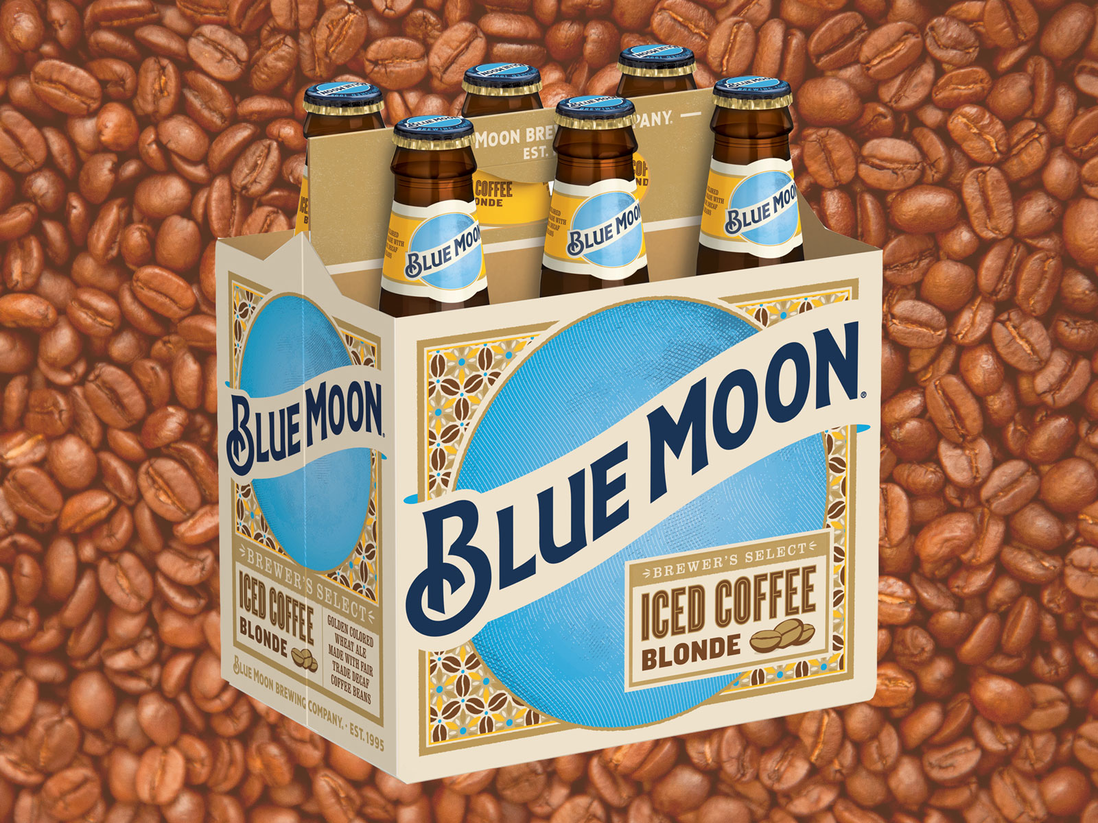 Blue Moon Releases Iced Coffee Blonde Beer Nationwide