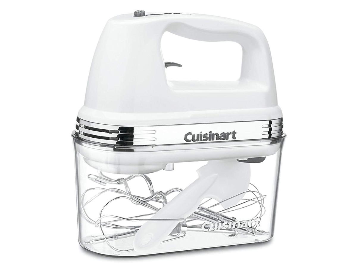 Cuisinart HM-90S Power Advantage Plus 9-Speed Handheld Mixer