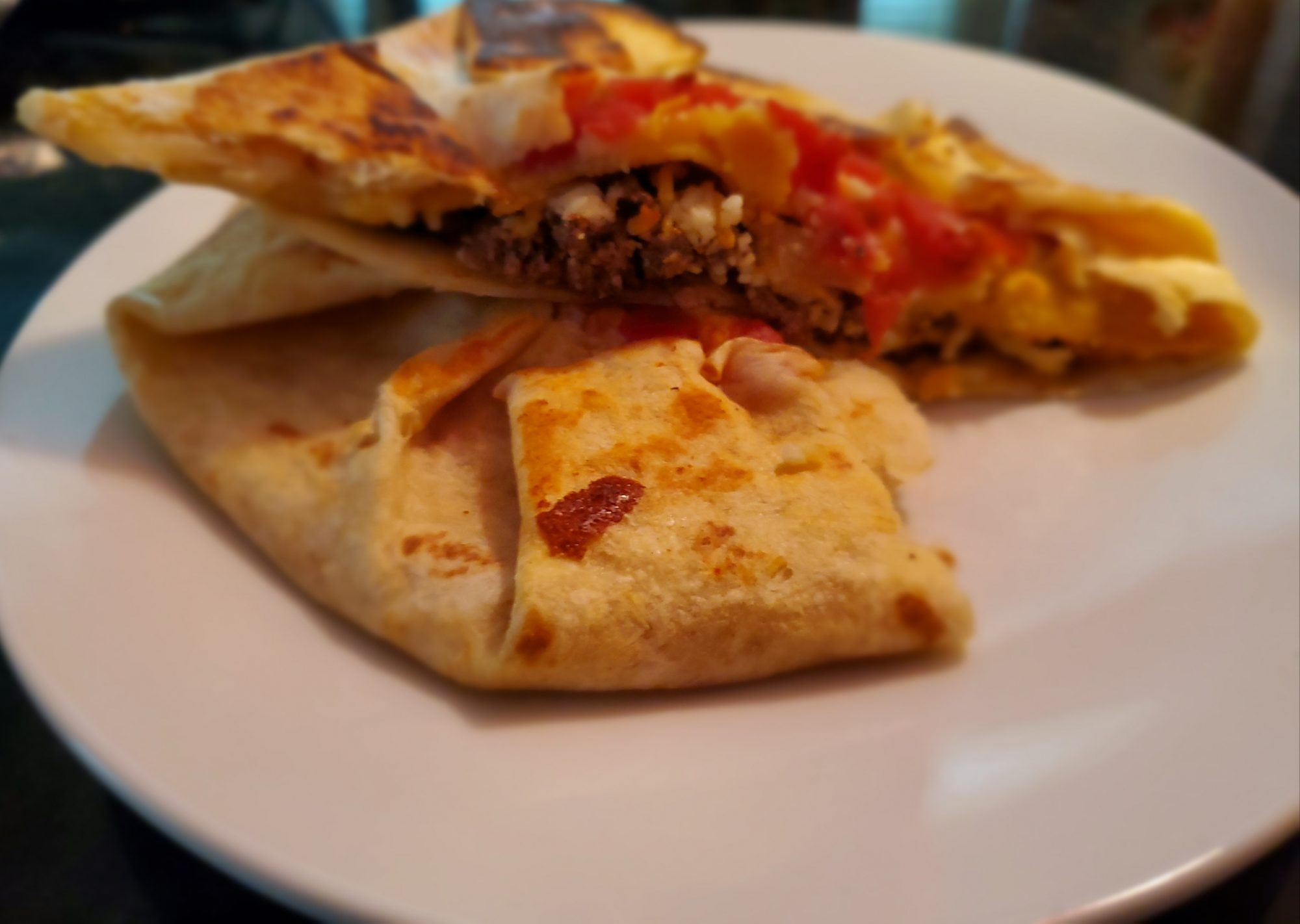 crunchwrap at home