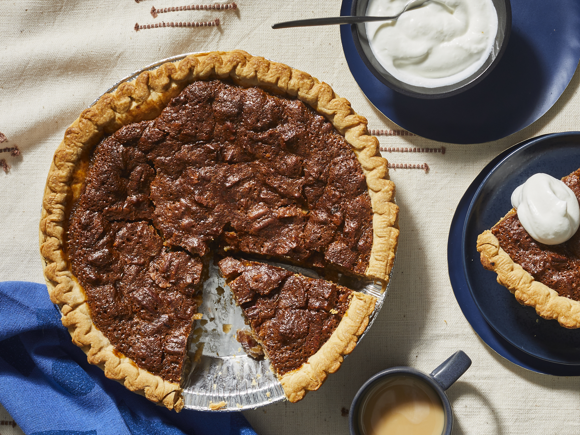 mr-Baileys Pecan Pie