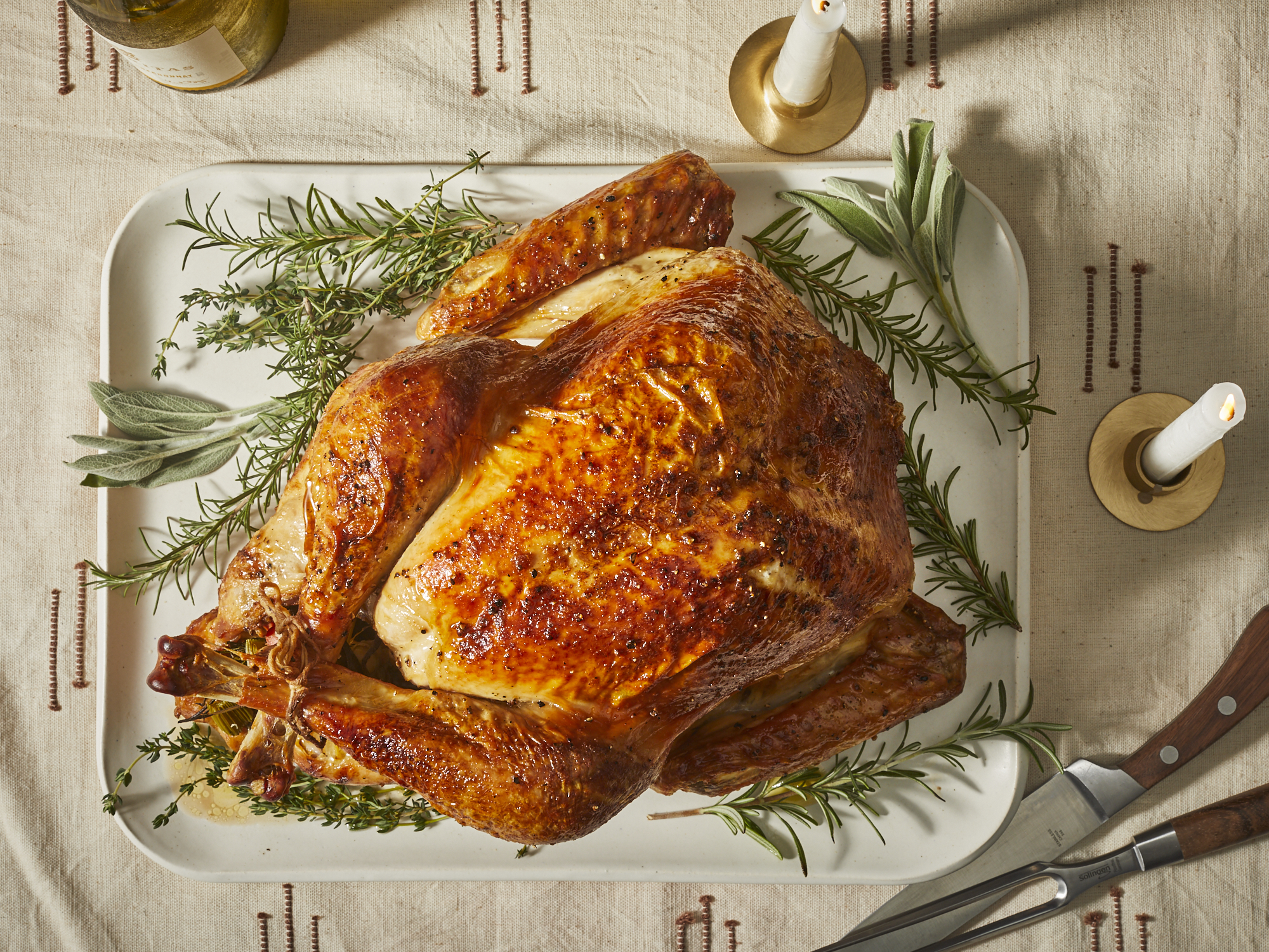 mr-Perfect Roast Turkey Image
