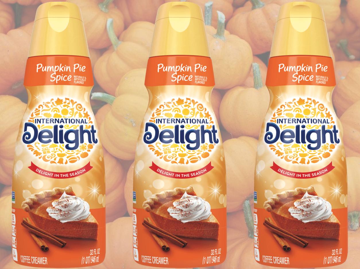 International Delight Pumpkin Spice