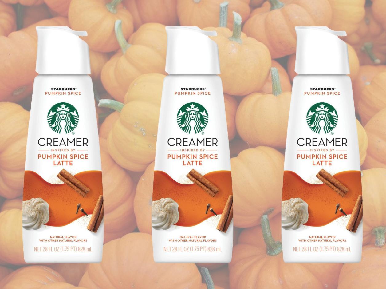 Starbucks Pumpkin Spice