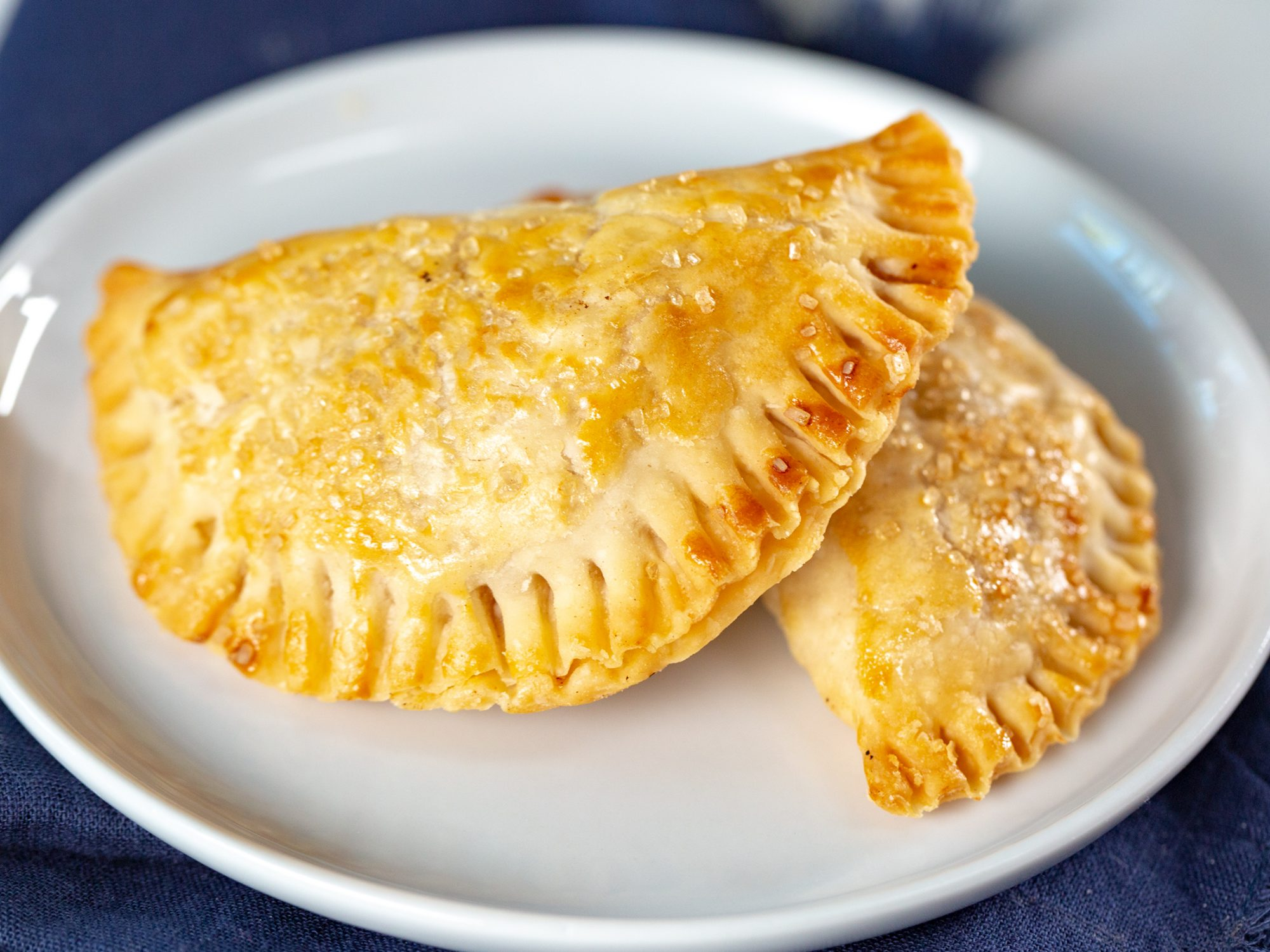 Air-Fried Apple Pies image