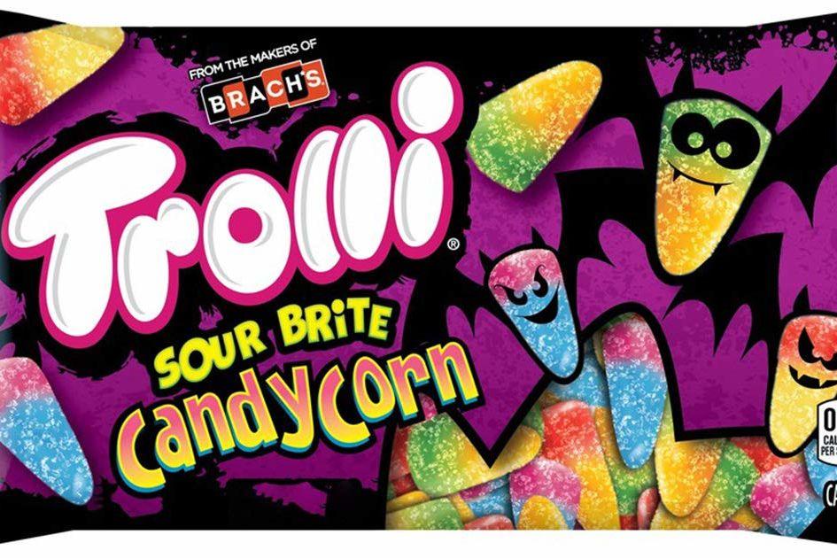 Trolli Sour Brite Candy Corn