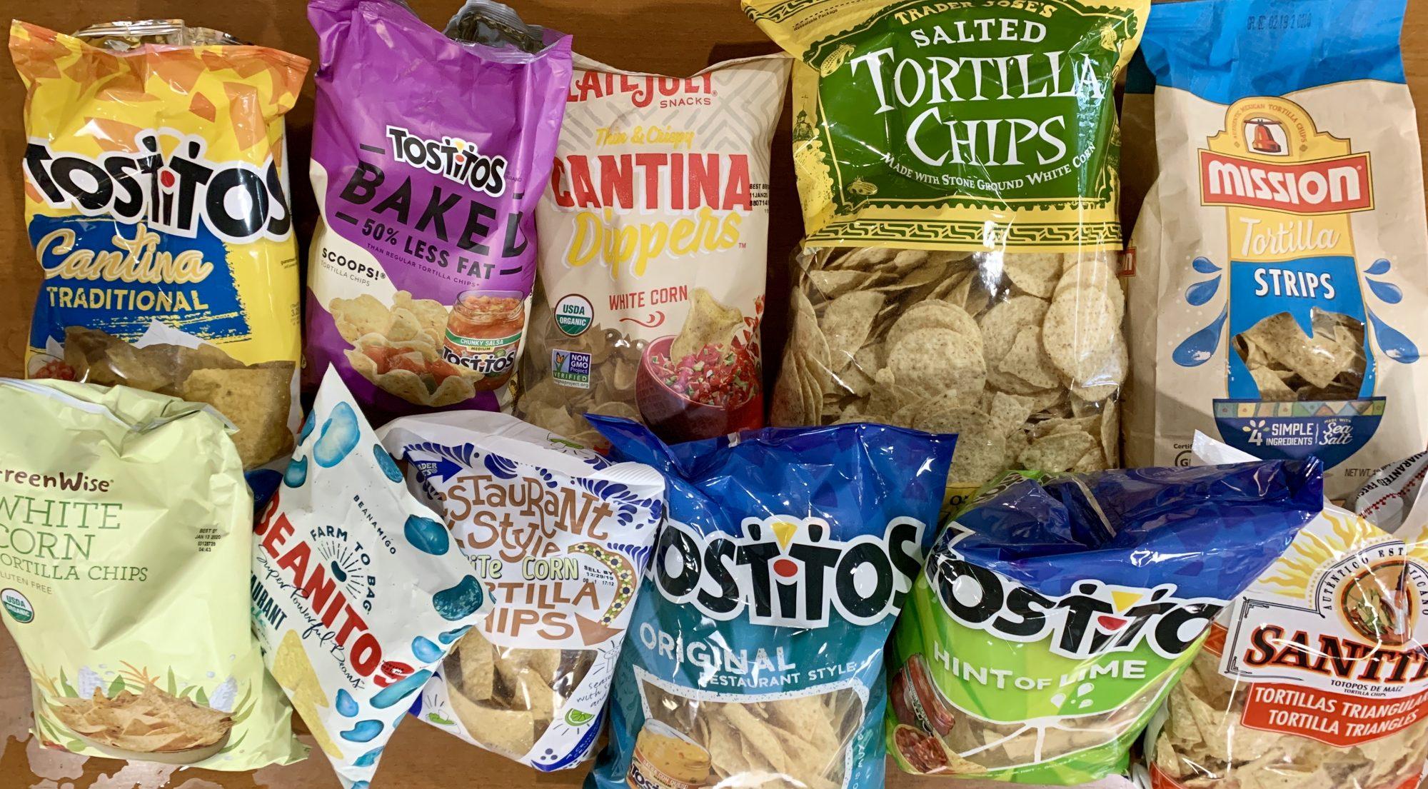 Tortilla Chips Tout