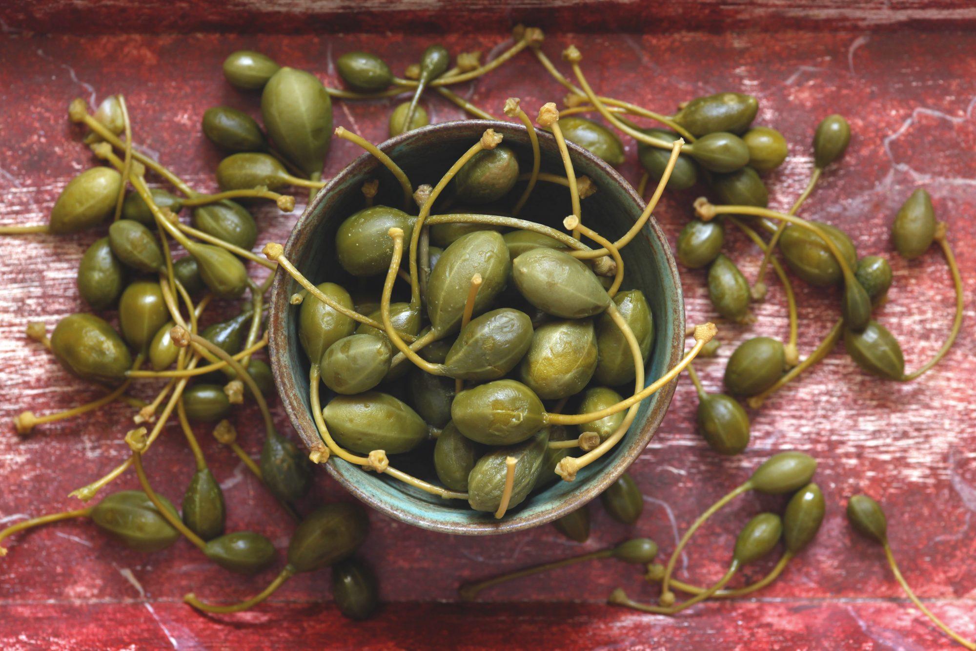 Caper Berries Getty 10/25/19