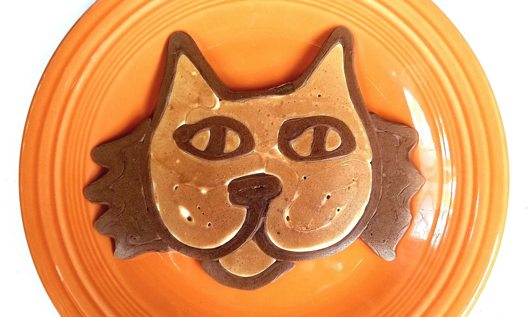 EC: The Art of Making Animal Pancakes