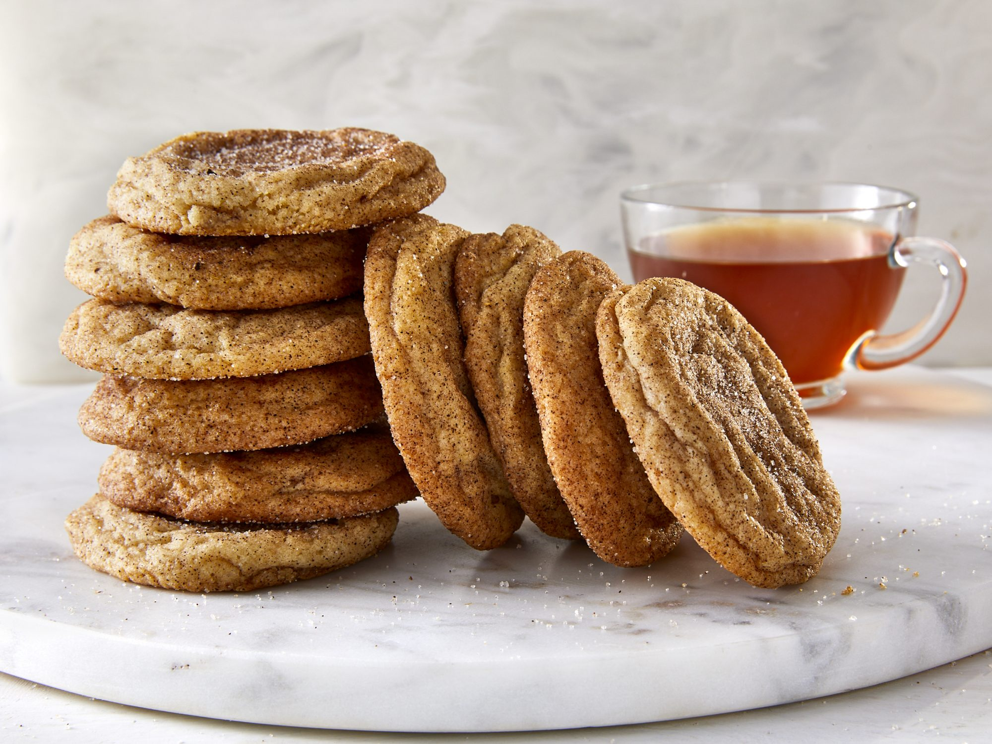 mr - Chai-Spiced Snickerdoodles Image