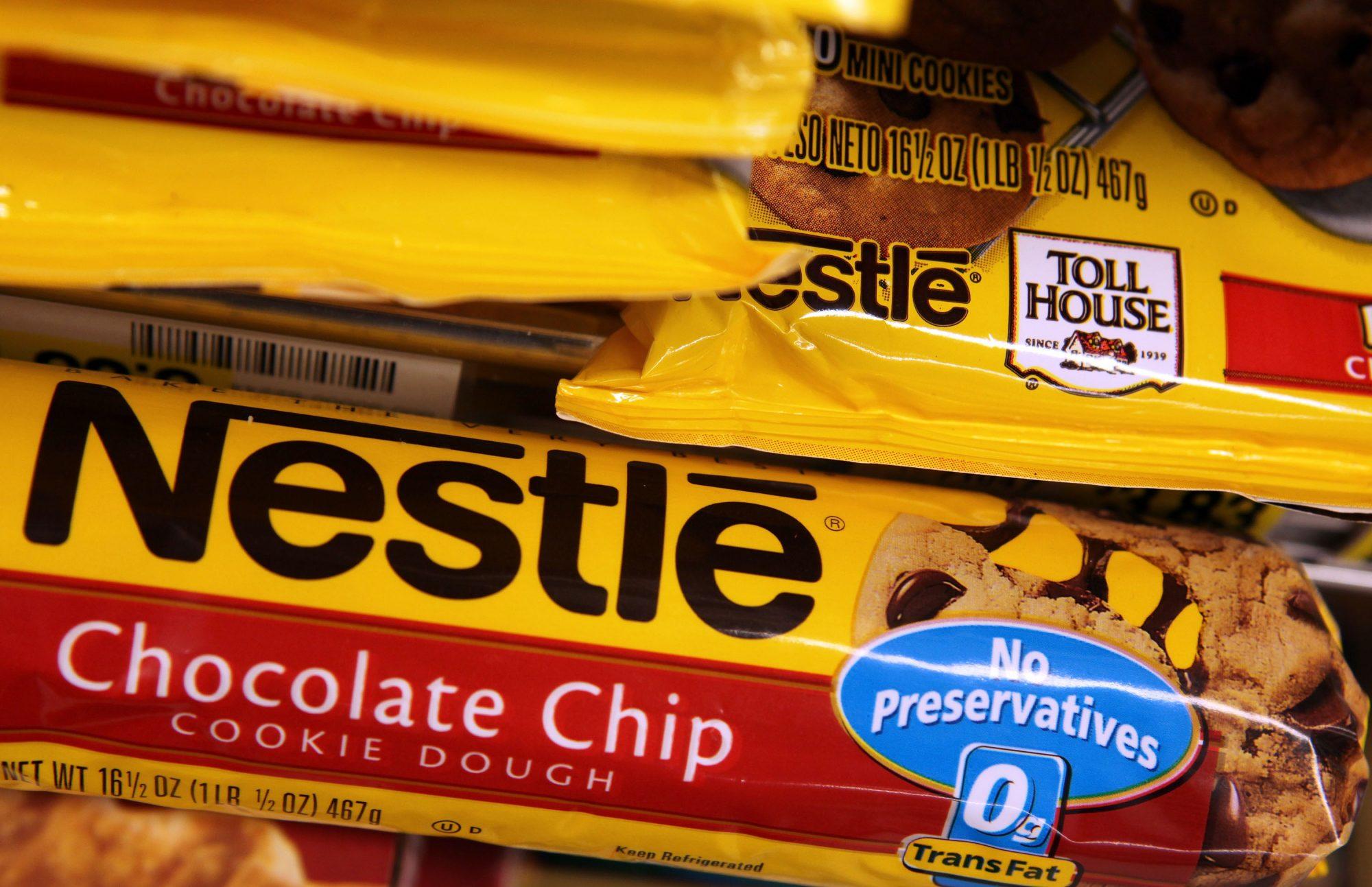 Nestle Getty 11/1/19