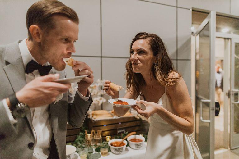 Olive Garden wedding 1