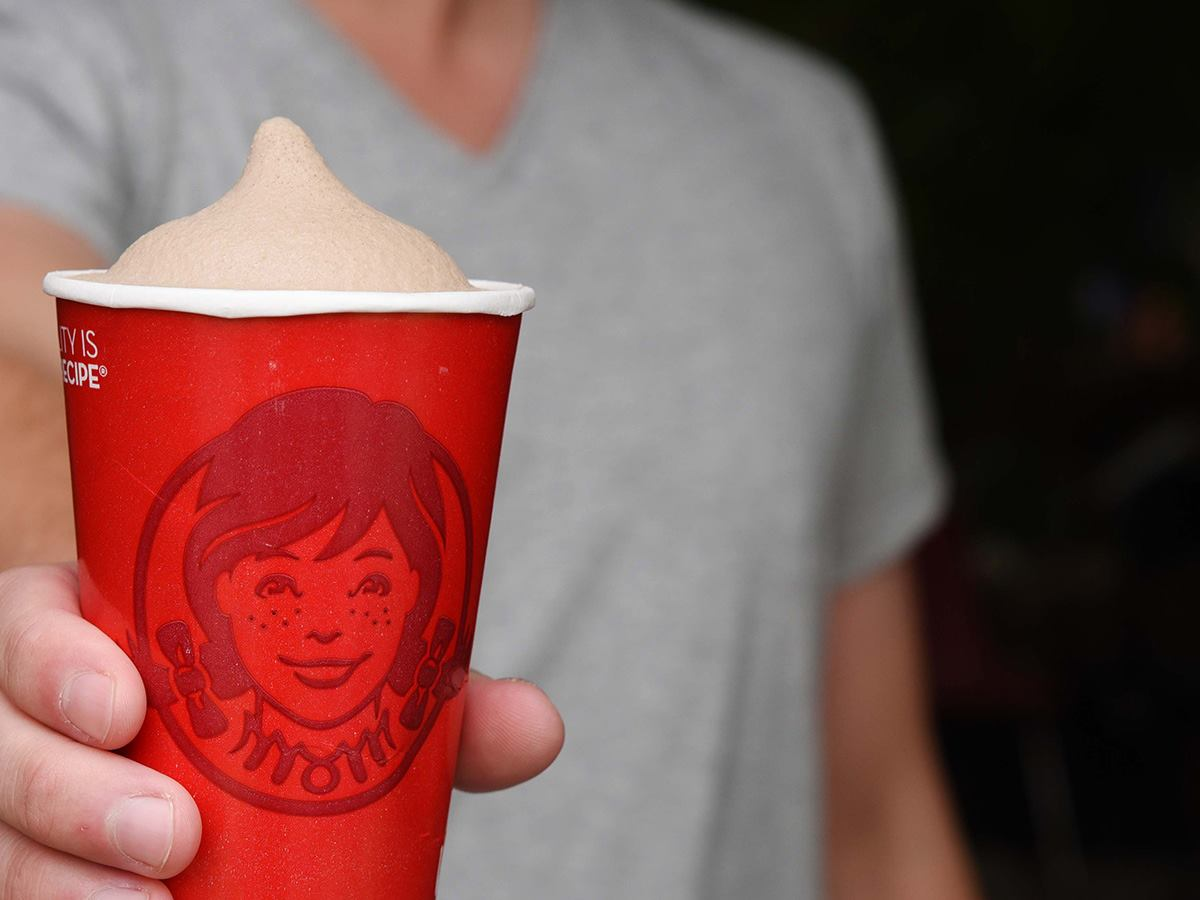 How to Get a Free Frosty Every Day for a Year