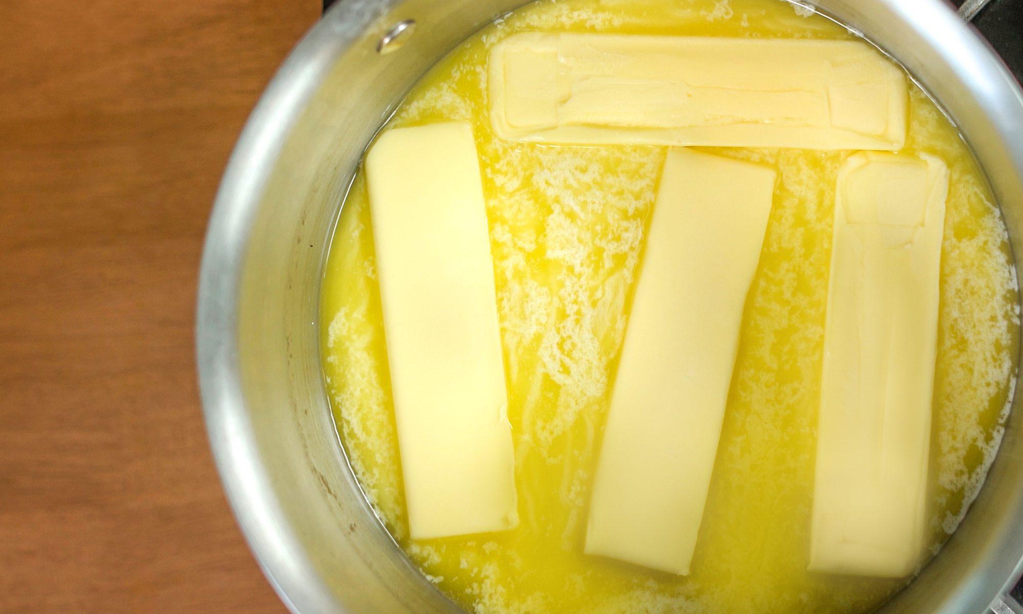 EC: Making Clarified Butter Isn't as Complicated as It Sounds
