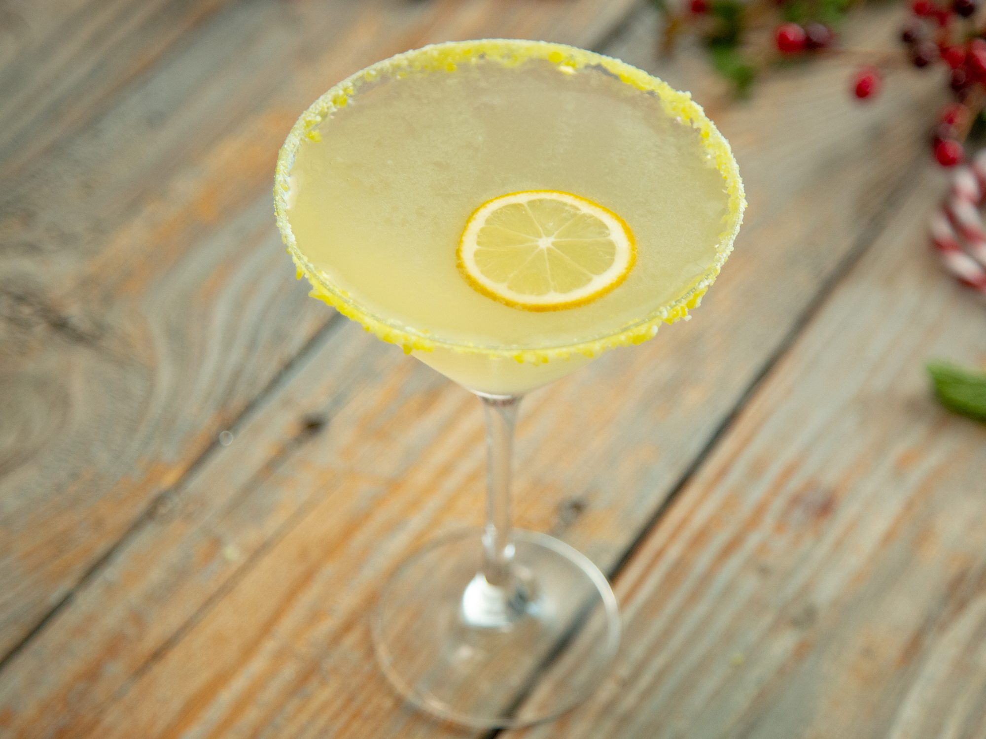 Meyer Lemon Drop image