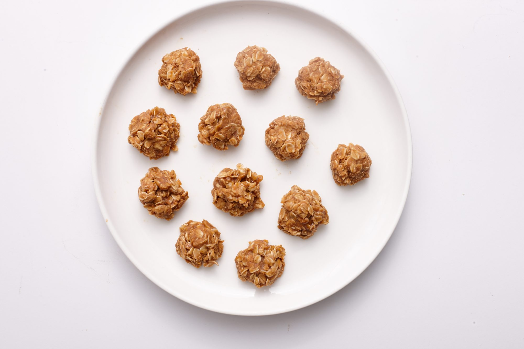 mr-No-Bake Peanut Butter Cookies Image