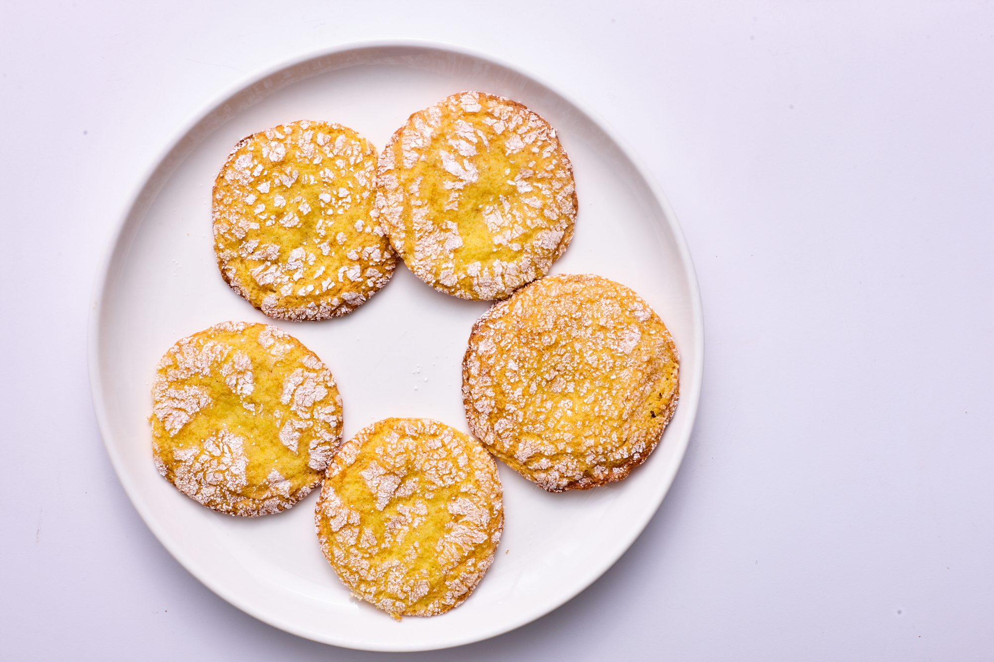 mr-Lemon Cake Mix Cookies Image